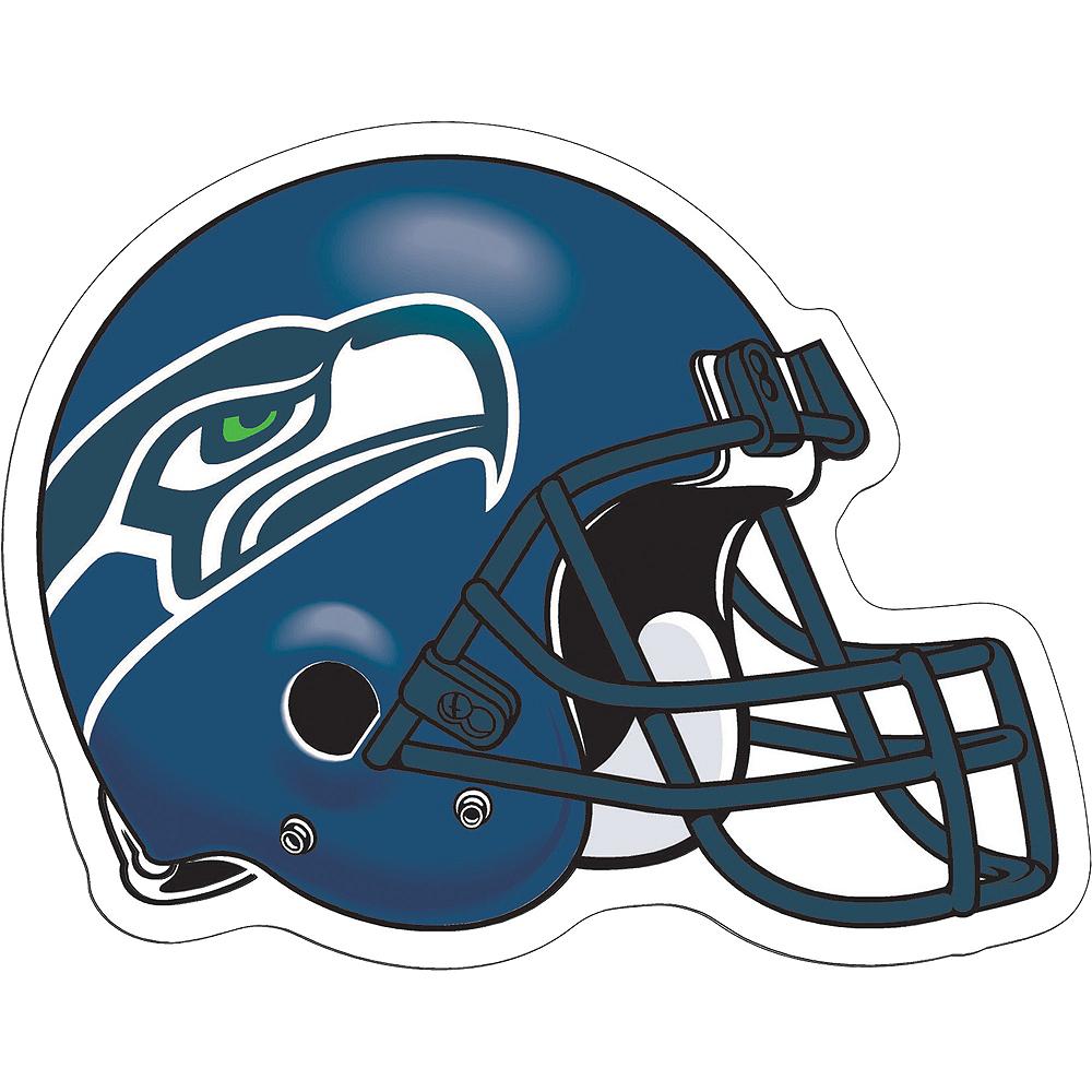 Seattle Seahawks Magnet Image #1