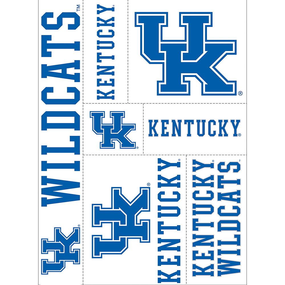 Kentucky Wildcats Decals 5ct Image #1