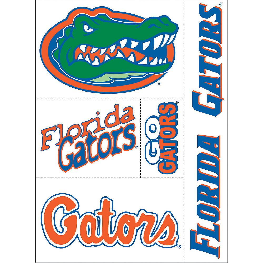 Florida Gators Decals 5ct Image #1