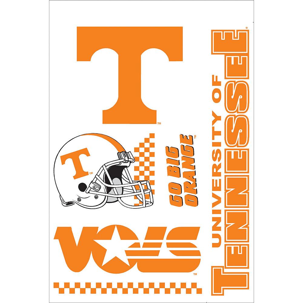 Tennessee Volunteers Decals 5ct Image #1