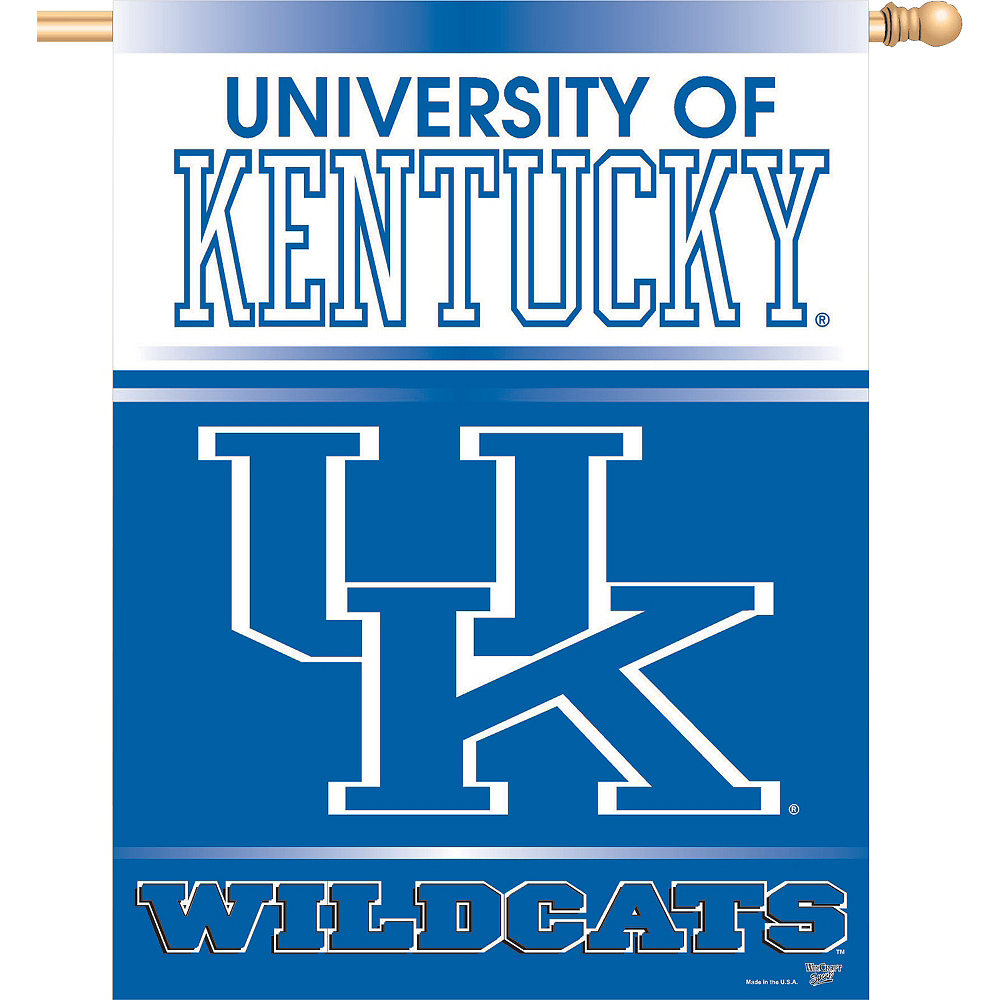 Kentucky Wildcats Banner Flag Image #1