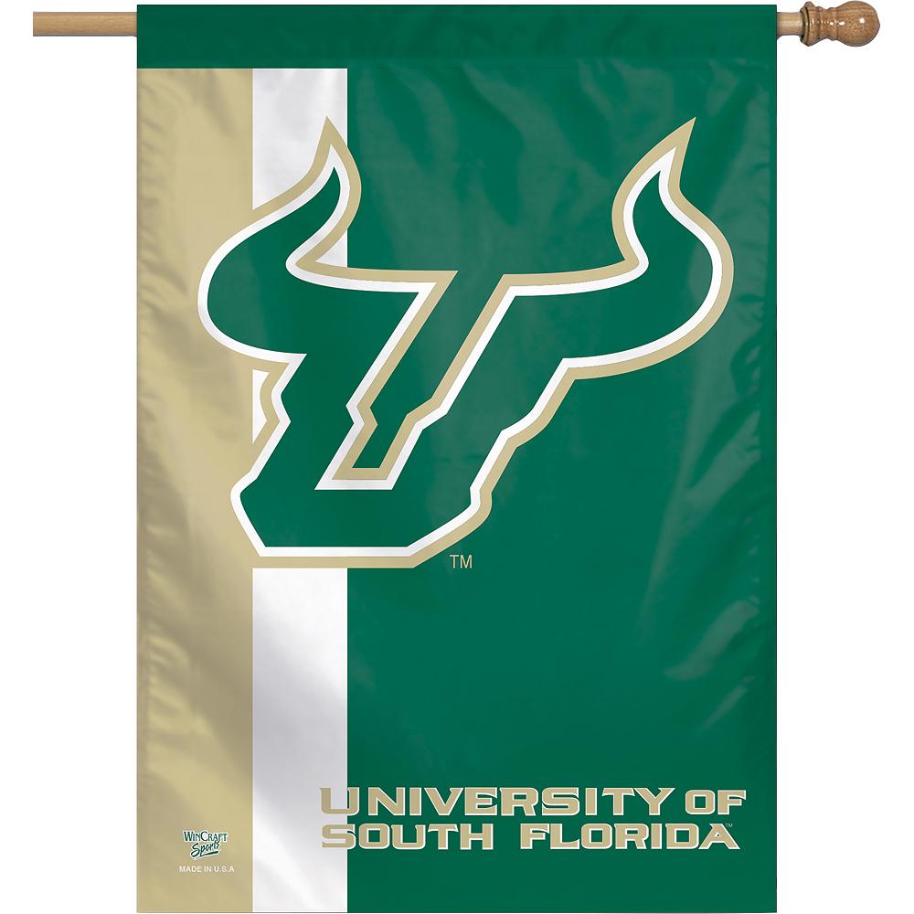 South Florida Bulls Banner Flag Image #1