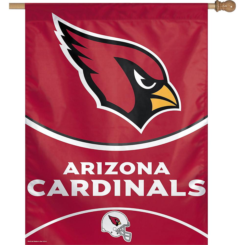 Arizona Cardinals Banner Flag Image #1