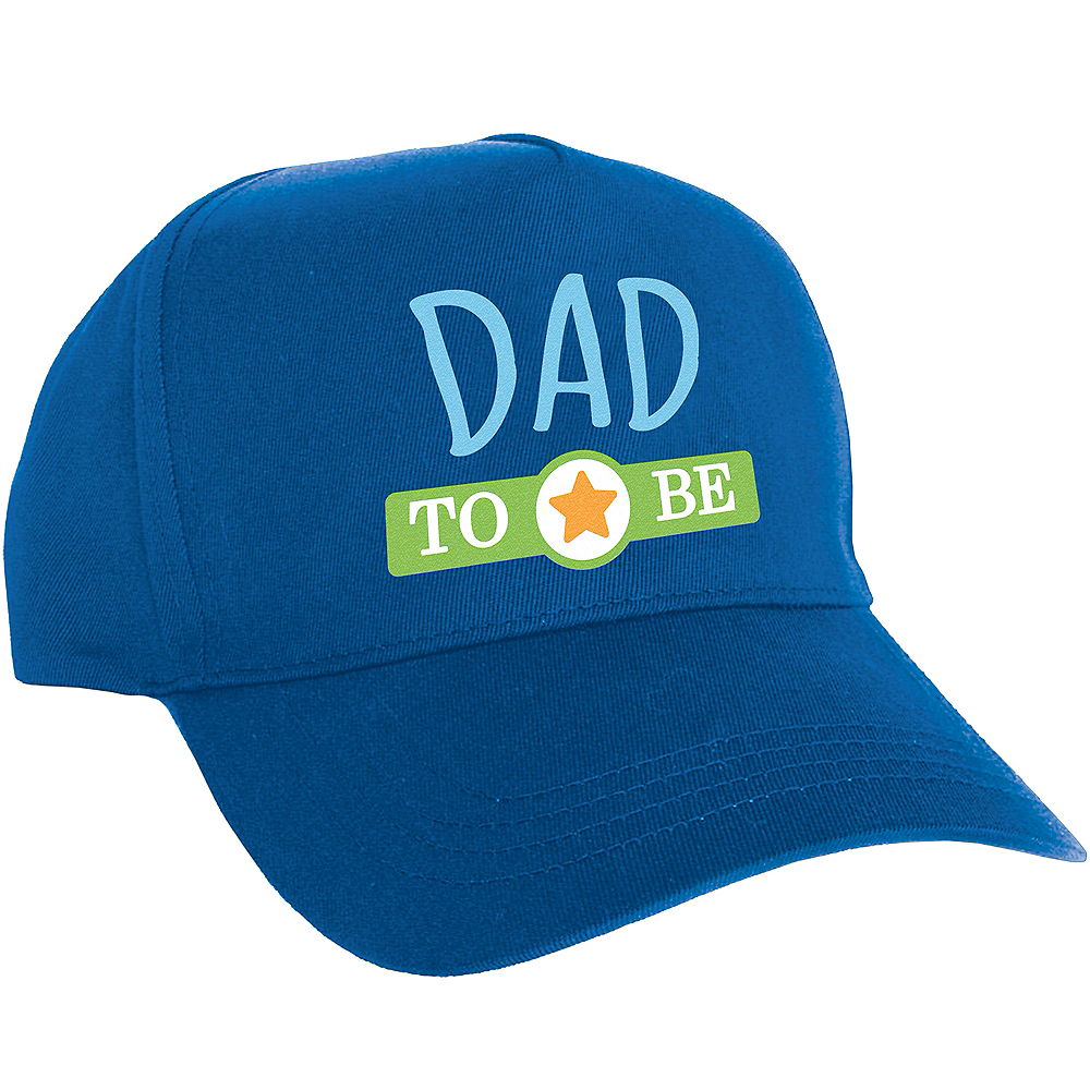 Dad-to-Be Baseball Hat Image #1