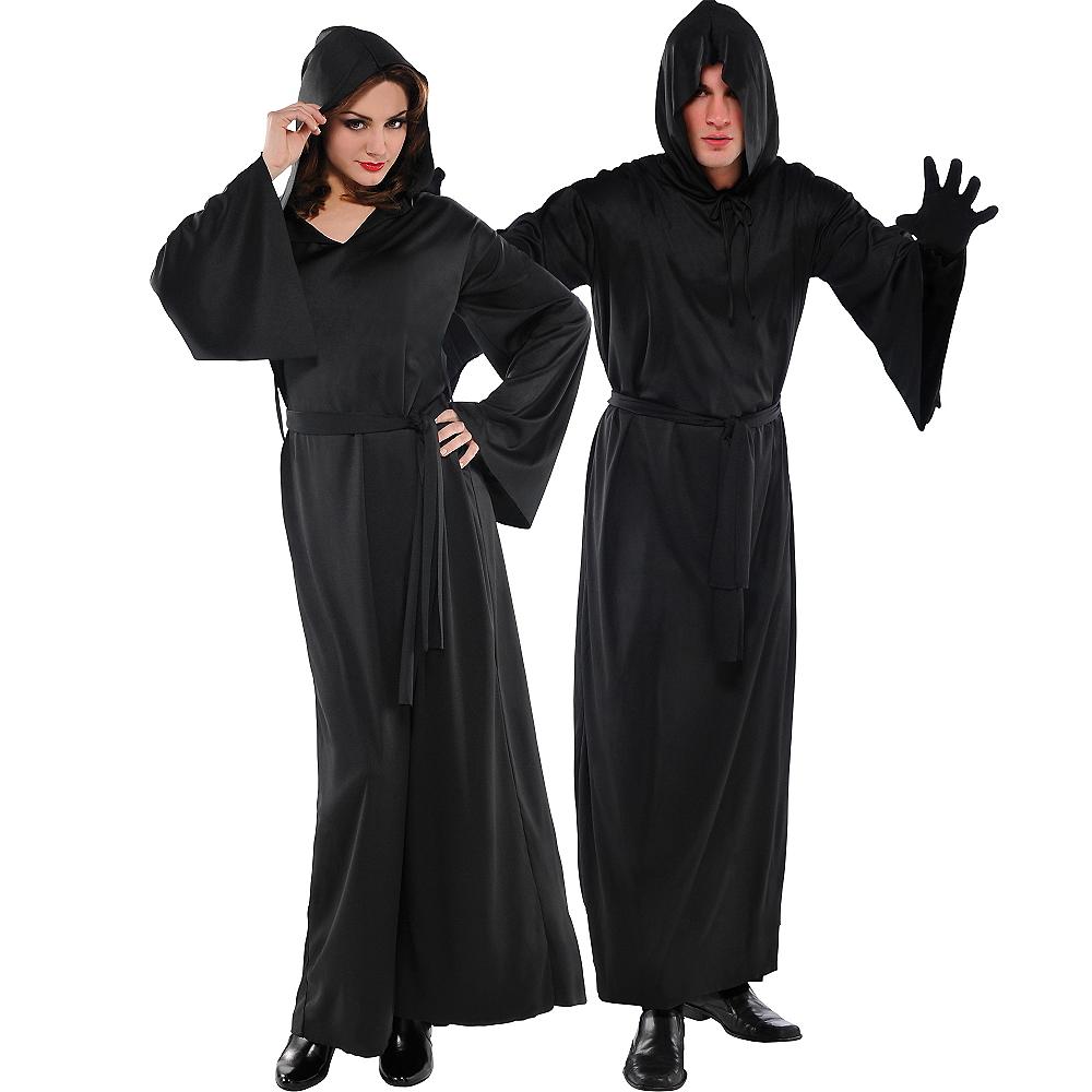 Adult Nylon Horror Robe Image #1