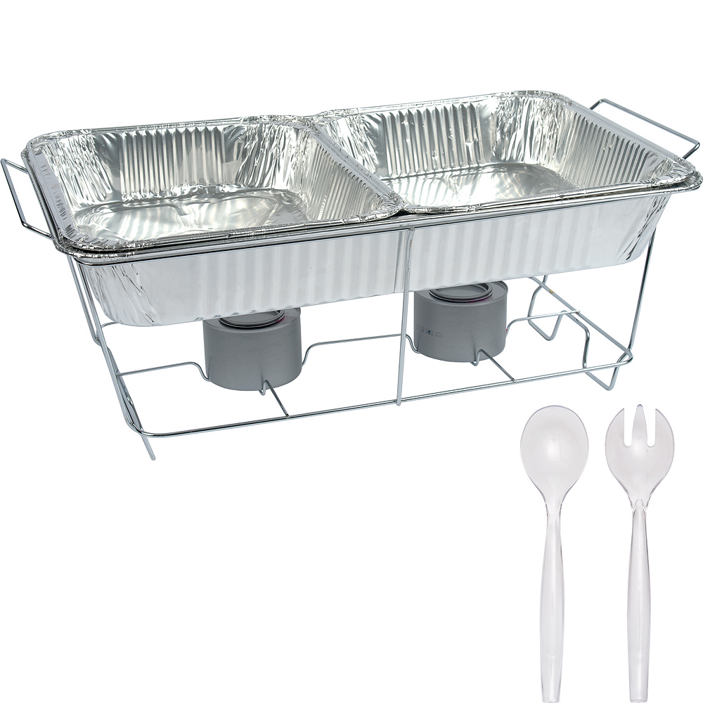 Nav Item for Chafing Dish Buffet Set 8pc Image #1