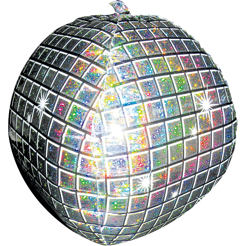 Disco Ball Balloon Image #1