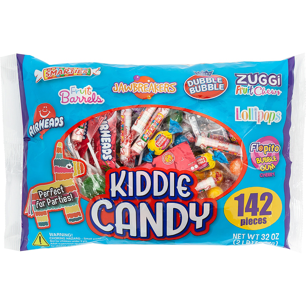 Kiddie Candy Mix 120pc Image #1