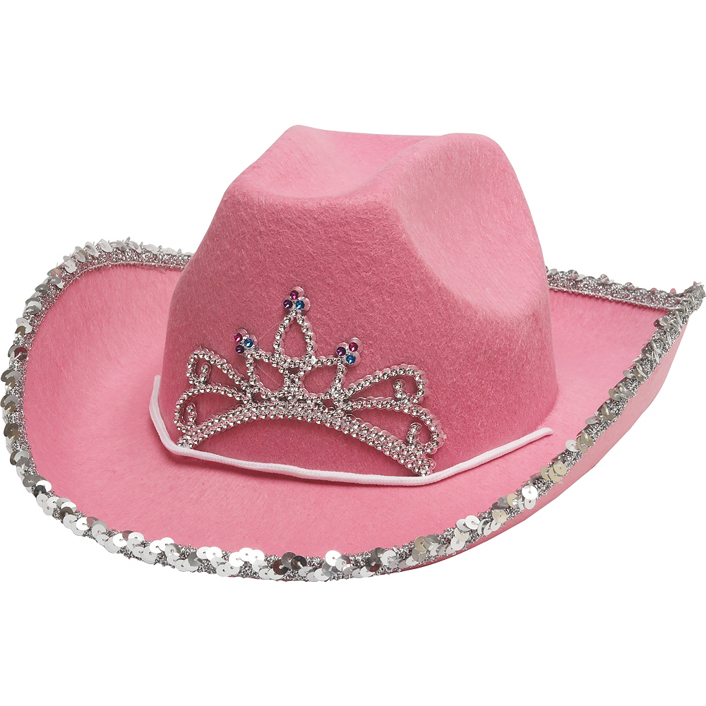 928748d9ab6 Nav Item for Pink Rhinestone Cowgirl Hat Image  1 ...