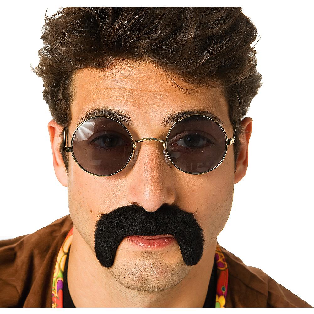 Hippie Moustache Image #1