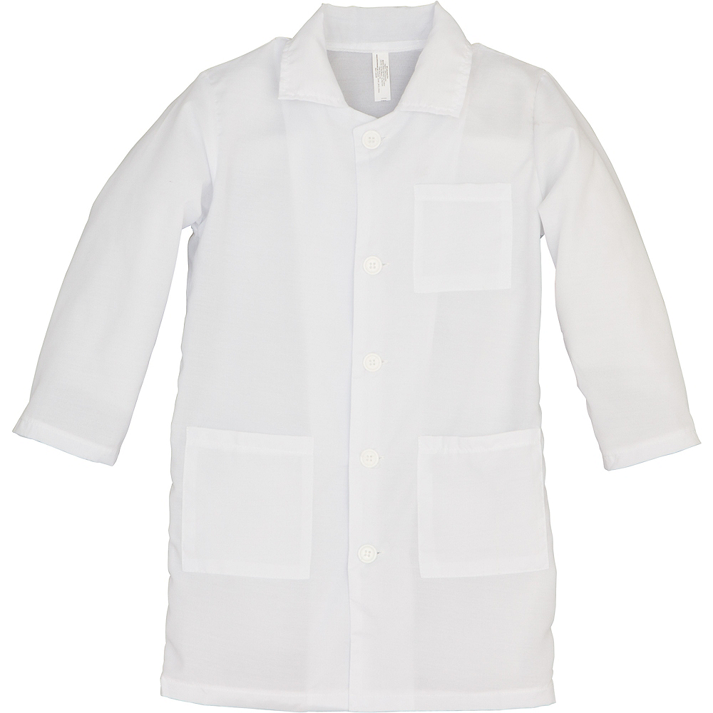 Child Doctor Lab Coat Image #2