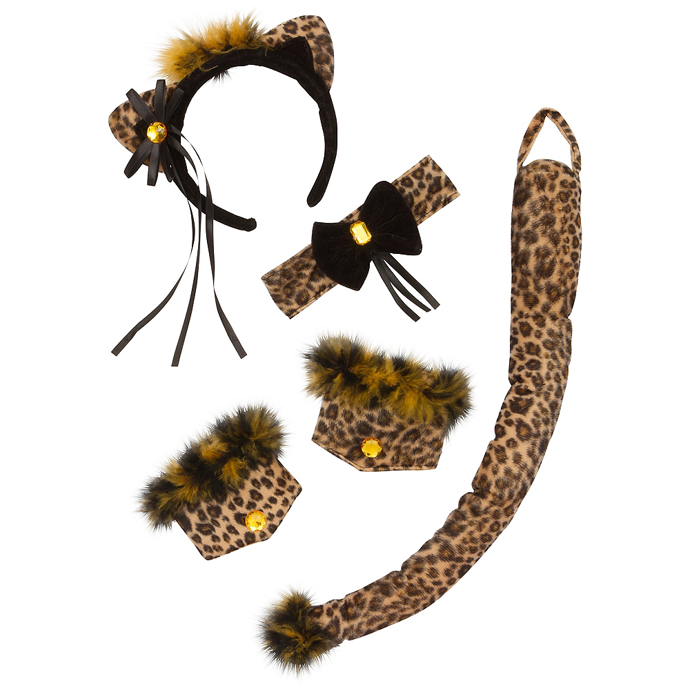 Sexy Leopard Accessory Kit Image #2