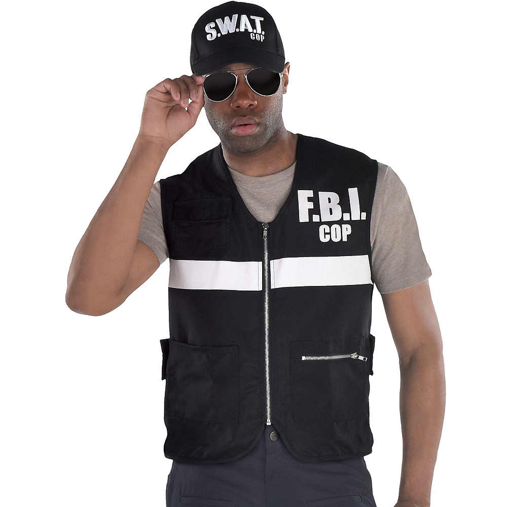 Nav Item for FBII Forensic Vest Image #1