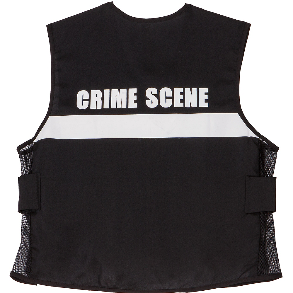 FBII Forensic Vest Image #3
