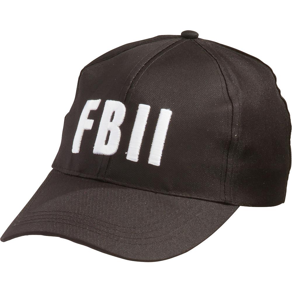 FBII Forensic Hat Image #1
