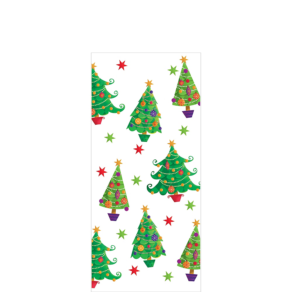 Nav Item for Contemporary Tree Treat Bags 20ct Image #1
