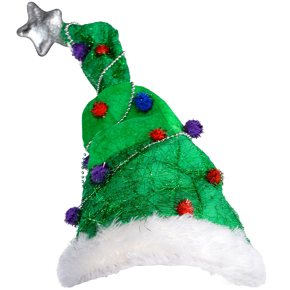 Christmas Tree Hat Image #1