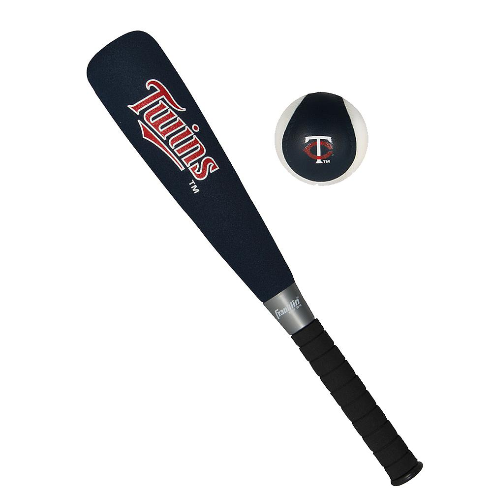Minnesota Twins Baseball Bat Set 2pc Image #1