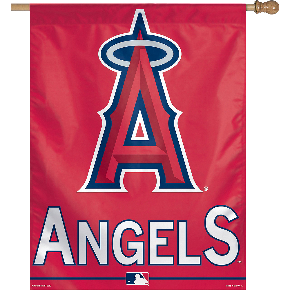 Los Angeles Angels Banner Flag Image #1