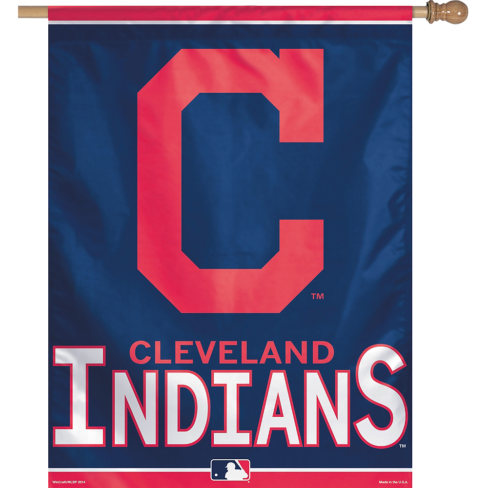 Nav Item for Cleveland Indians Banner Flag Image #1