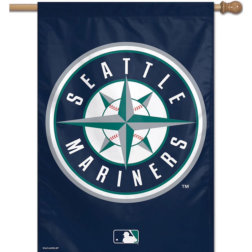 Seattle Mariners Banner Flag Image #1
