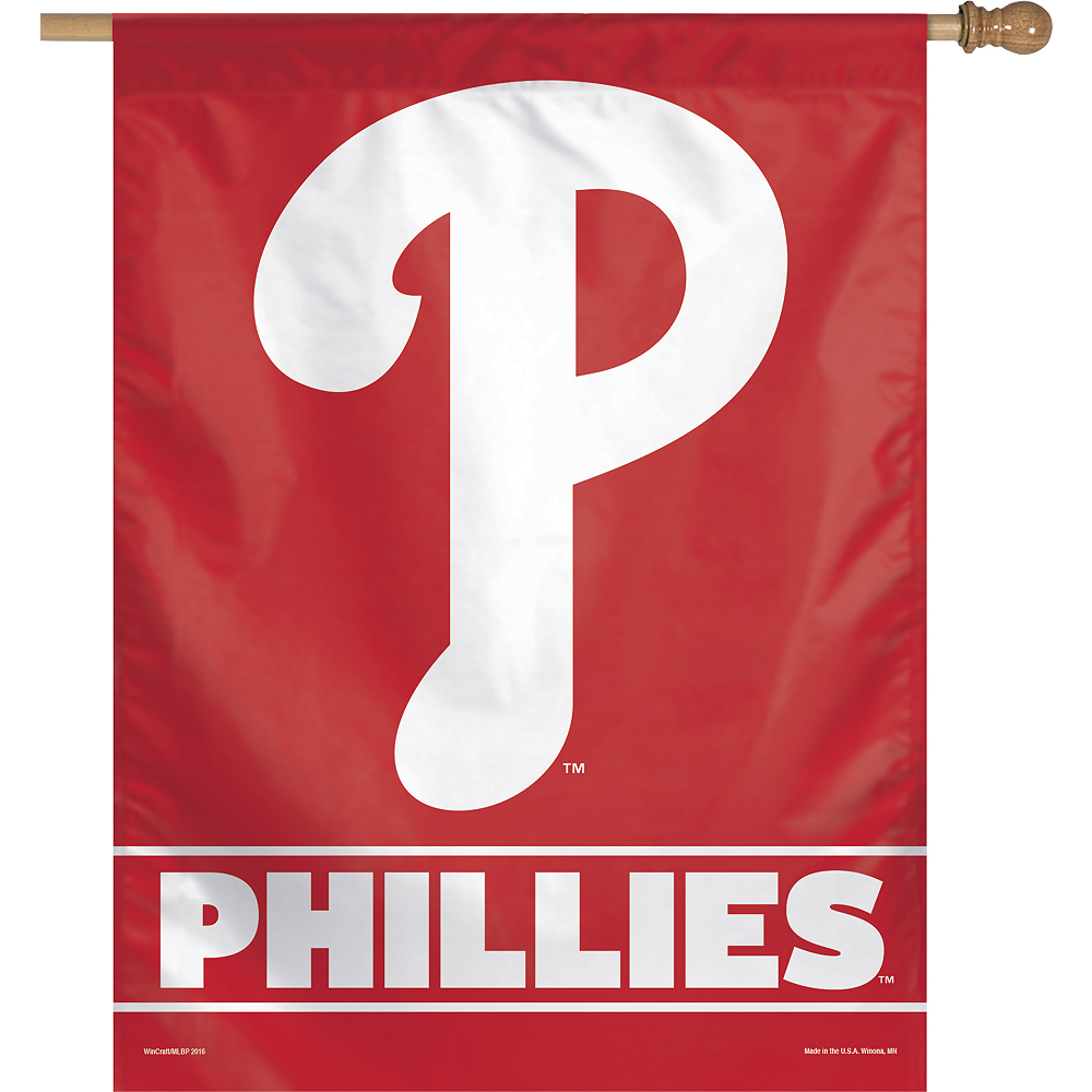 Philadelphia Phillies Banner Flag Image #1