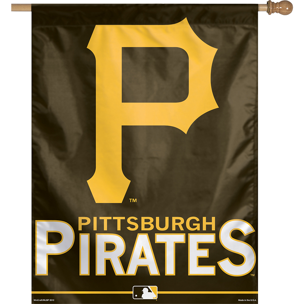 Pittsburgh Pirates Banner Flag Image #1