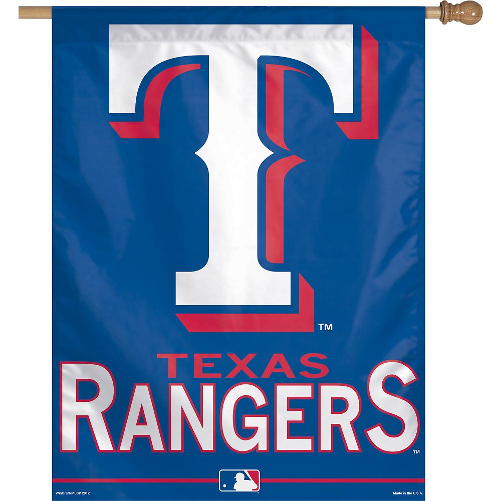 Texas Rangers Banner Flag Image #1