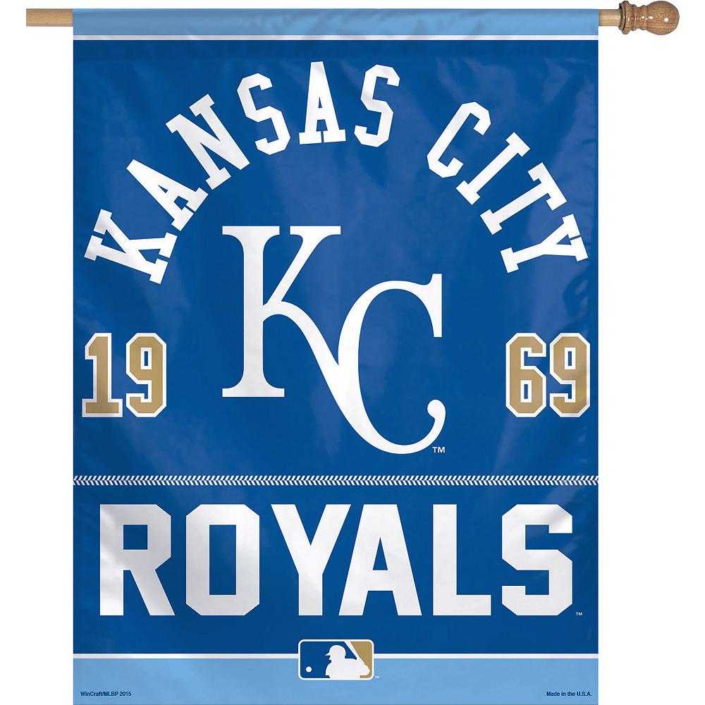 Kansas City Royals Banner Flag Image #1
