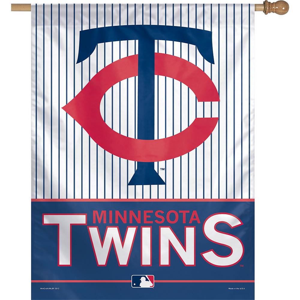 Minnesota Twins Banner Flag Image #1