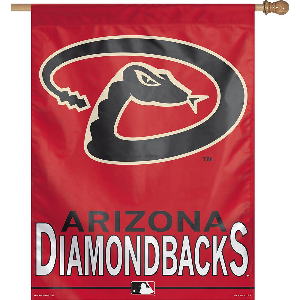 Arizona Diamondbacks Banner Flag Image #1