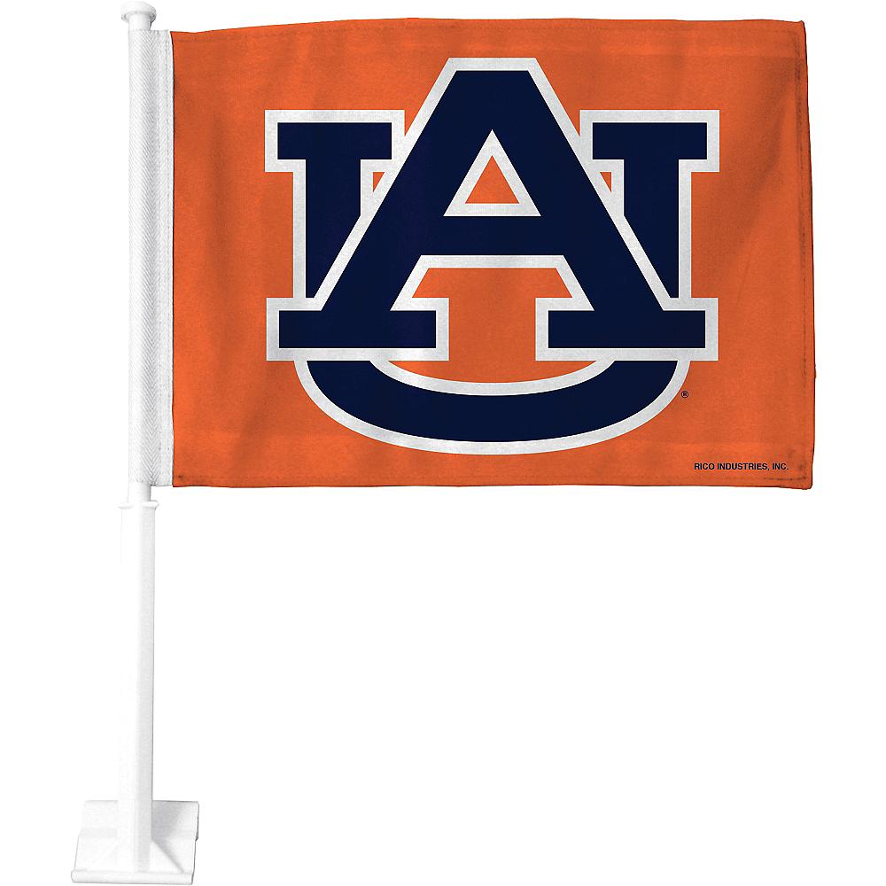 Auburn Tigers Car Flag Image #1
