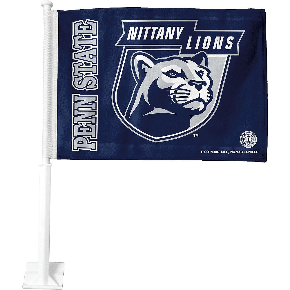 Penn State Nittany Lions Car Flag Image #1