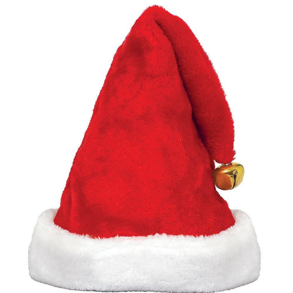 Santa Hat with Bell Image #1