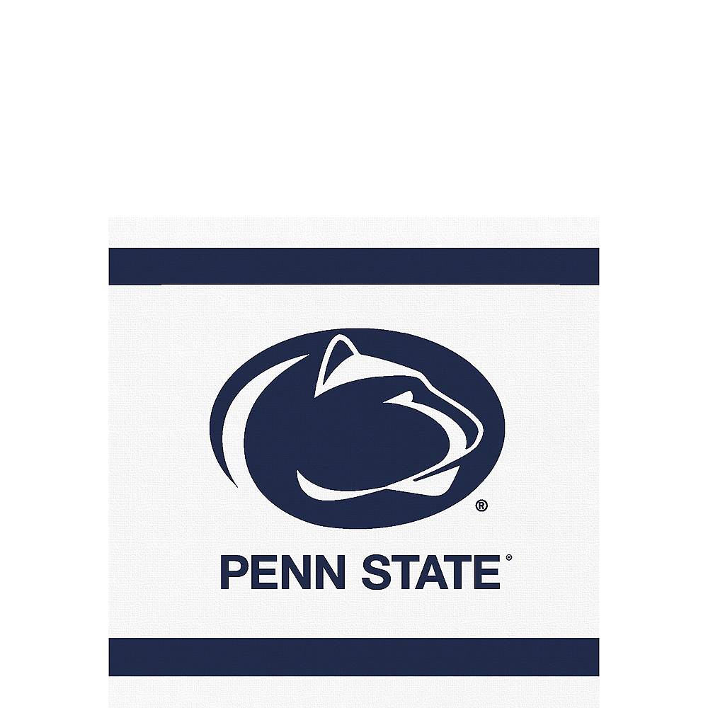 Nav Item for Penn State Nittany Lions Beverage Napkins 24ct Image #1