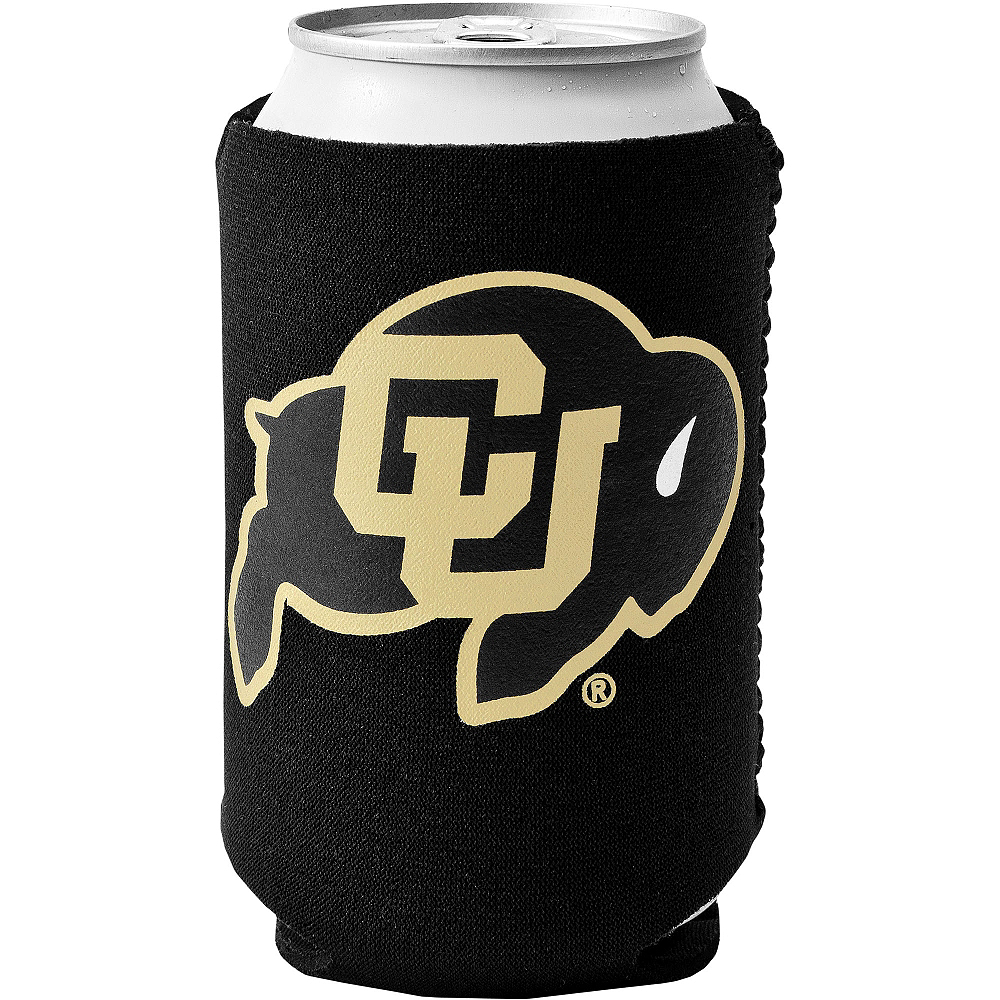 Colorado Buffaloes Can Coozie Image #1