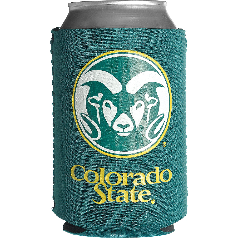 Colorado State Rams Can Coozie Image #1
