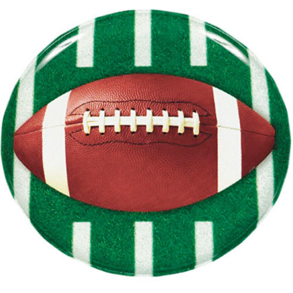 Football Platter Image #1