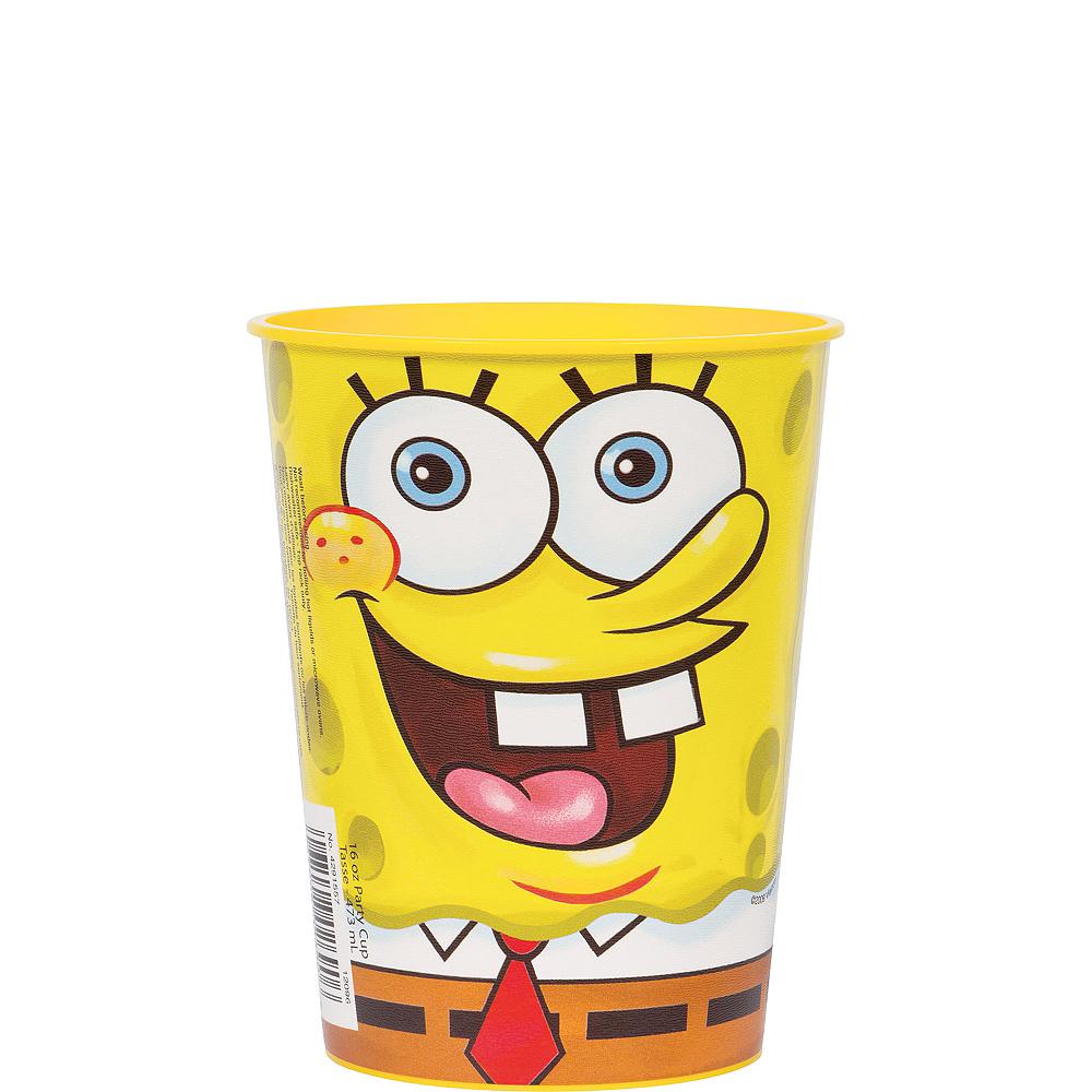 SpongeBob Favor Cup Image #1