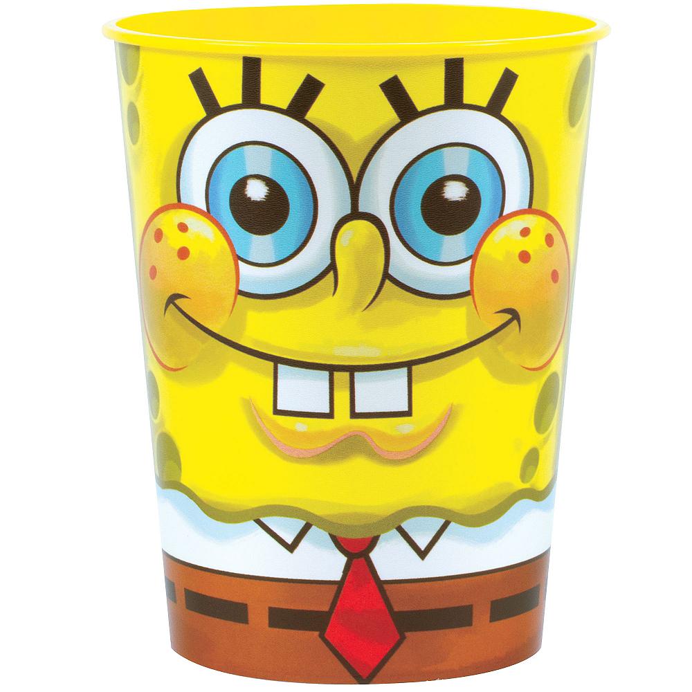 SpongeBob Favor Cup Image #2