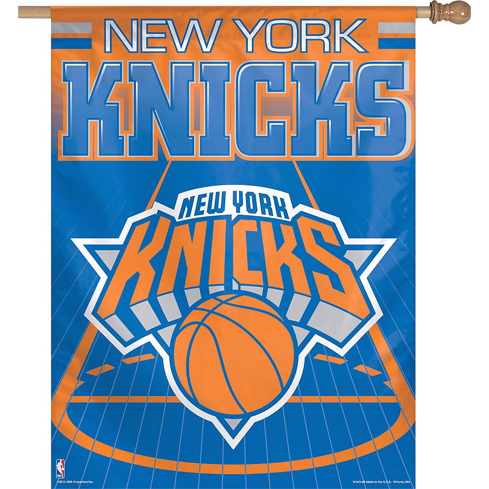 New York Knicks Banner Flag Image #1