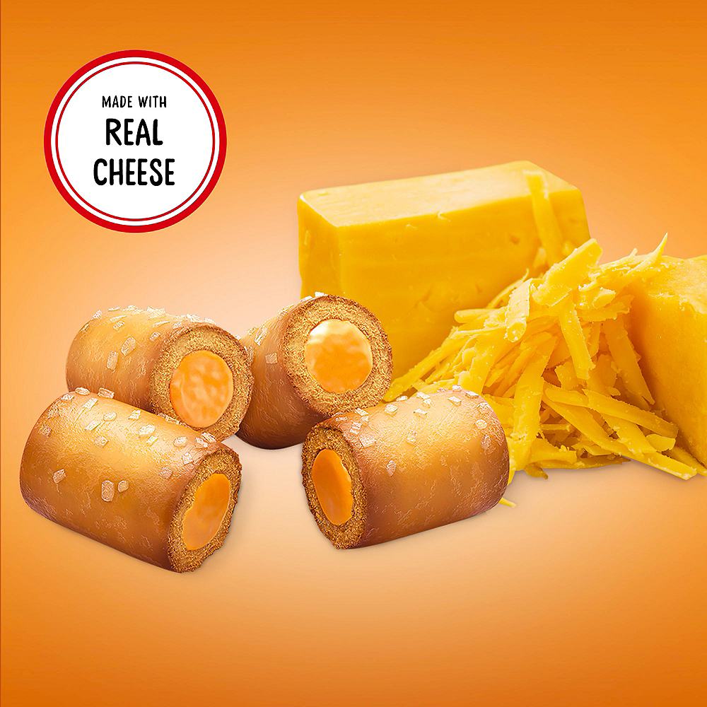Combos Stuffed Baked Pretzel Snacks, 1.7oz - Cheddar Cheese Image #2