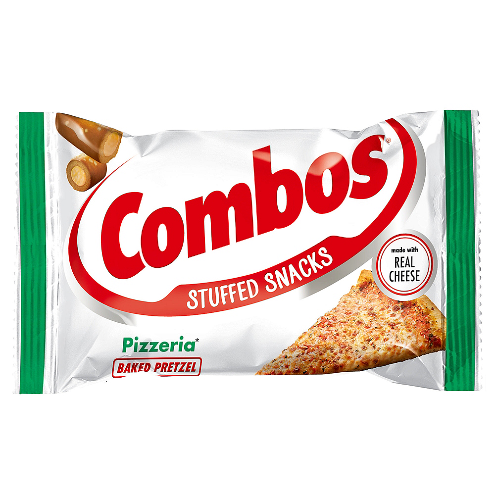 Combos Stuffed Baked Pretzel Snacks, 1.7oz - Pizzeria Image #1