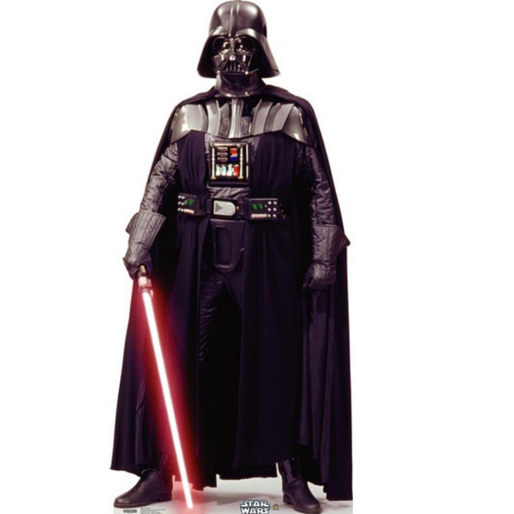 Darth Vader Life Size Cardboard Cutout 75in Image #1