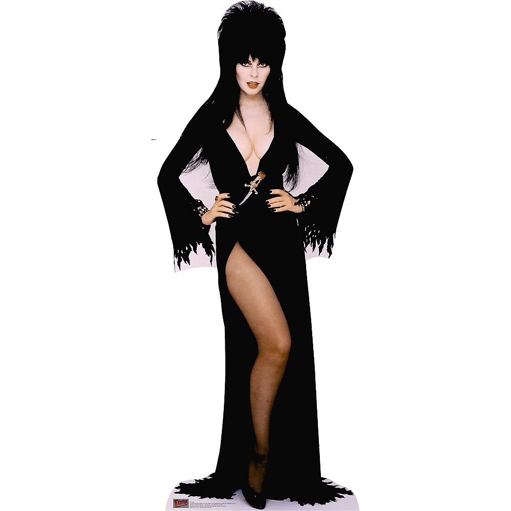 Elvira Life-Size Cardboard Cutout - Elvira: Mistress of the Dark Image #1
