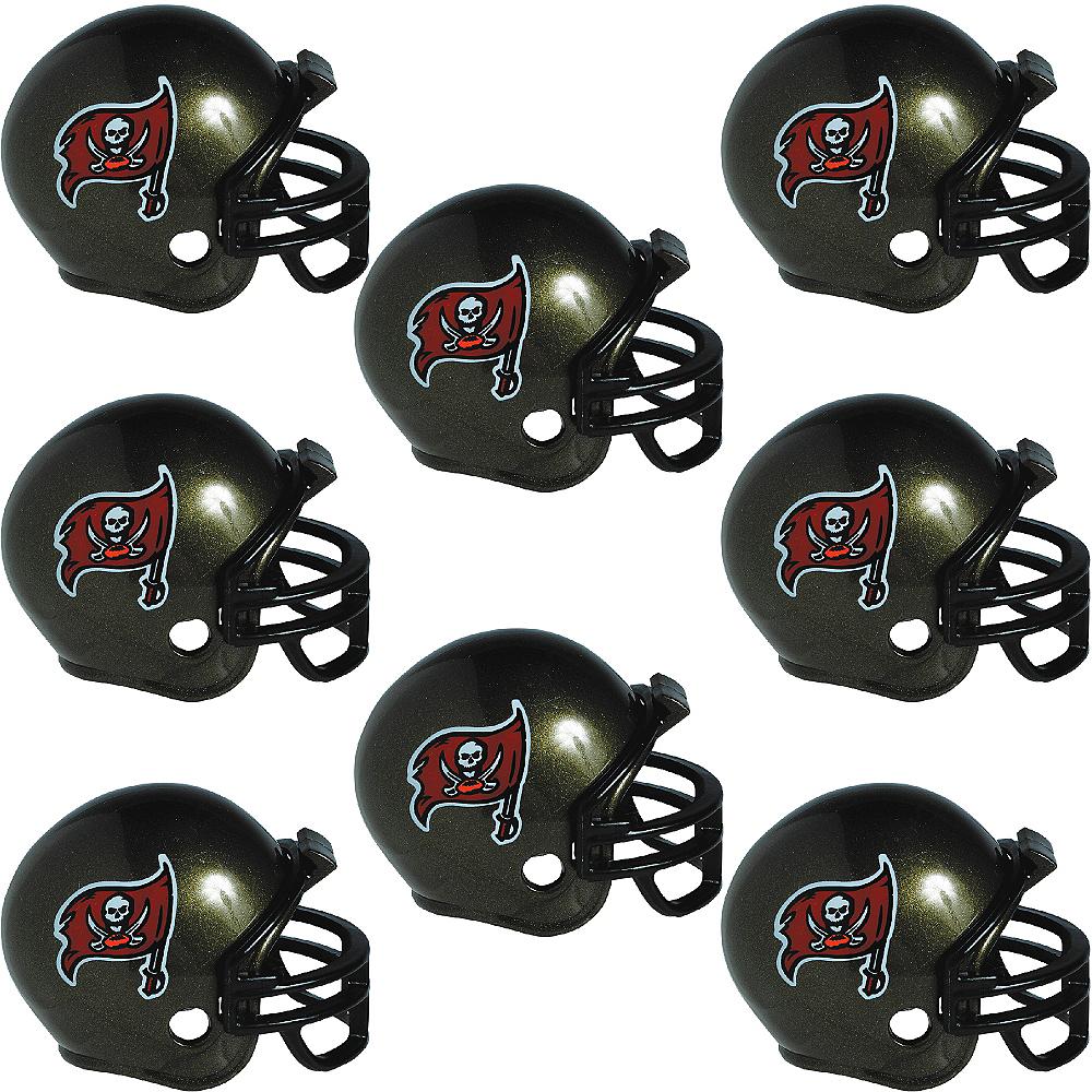 Tampa Bay Buccaneers Helmets 8ct Image #1