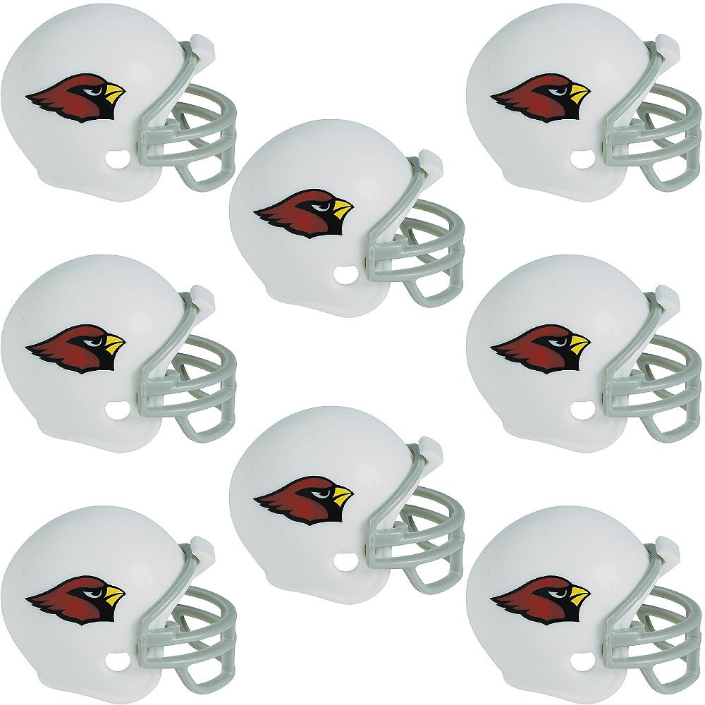 Arizona Cardinals Helmets 8ct Image #1