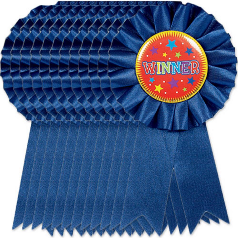 Winner Ribbons 12ct Image #1