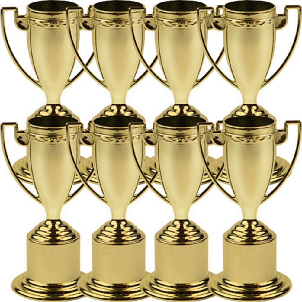 Award Trophies 8ct Image #1