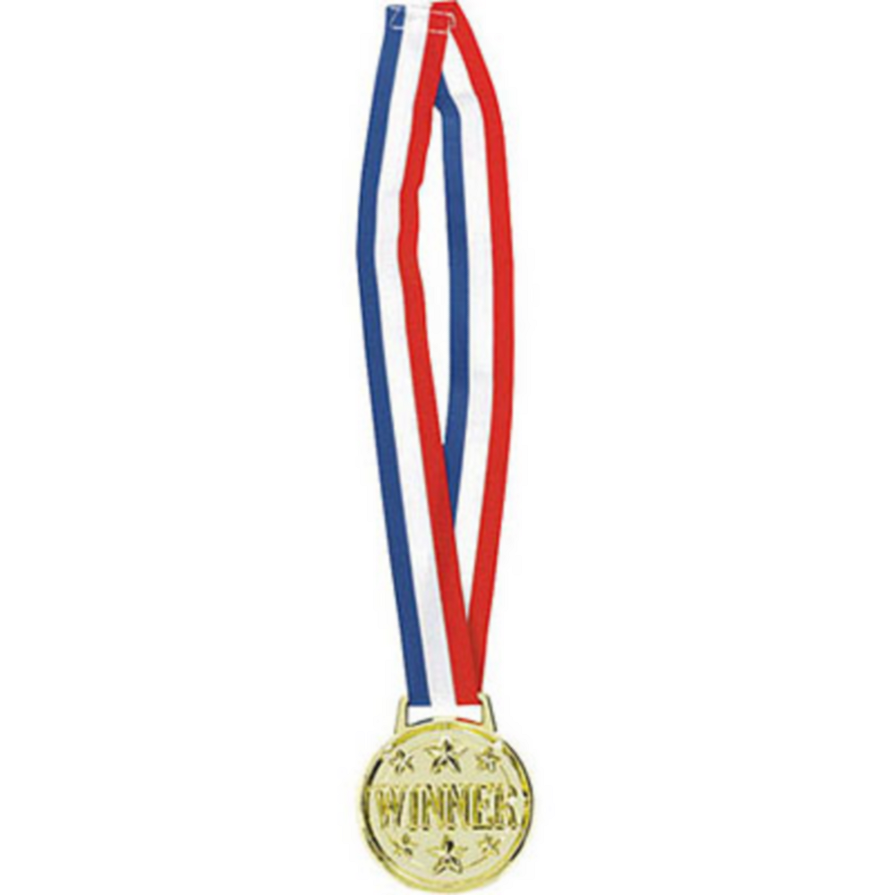 Jumbo Award Medal Image #1